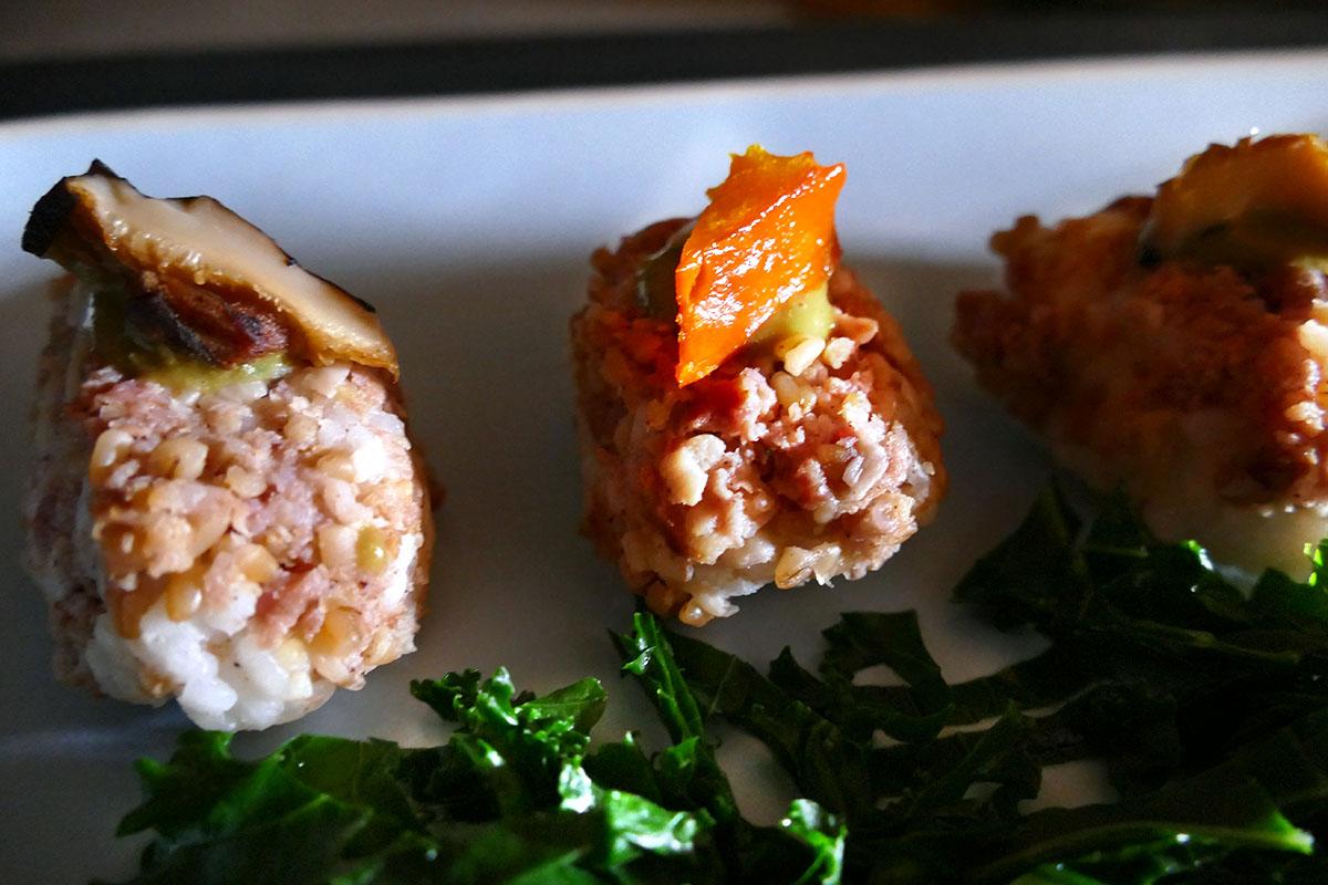 gruenkohl sushi
