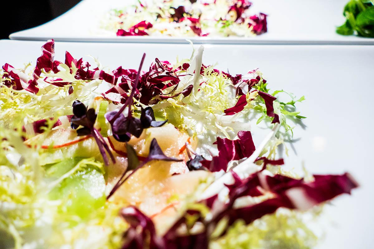 scholle salat