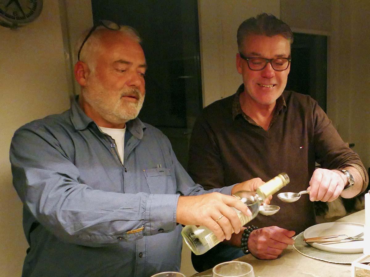 Helge und Heinrich