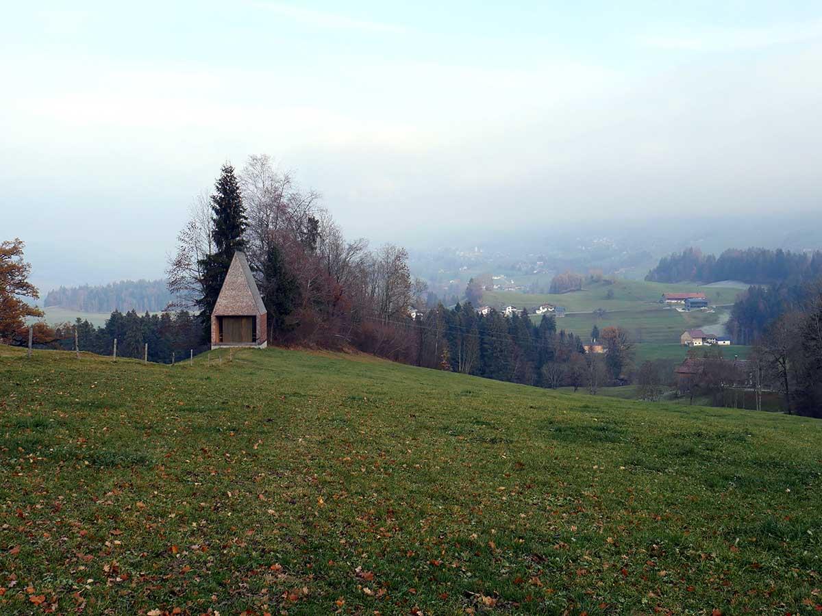 die kleine Kapelle Fastenkur